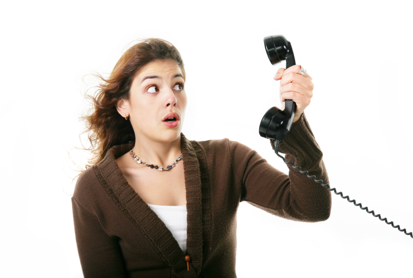 5 Simple Ways To Get Over The Fear of The Phone in Sales